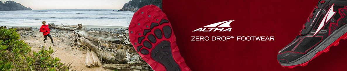 Altra - zero drop footwear
