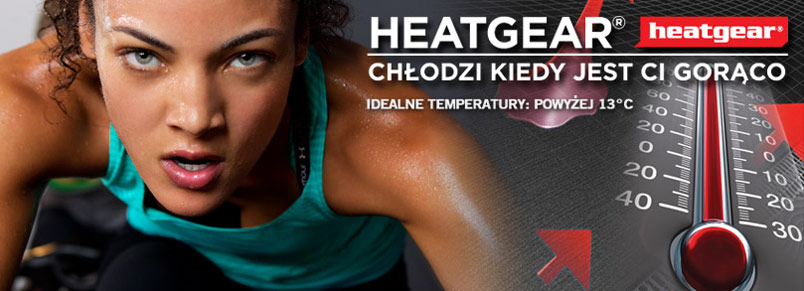 UA HeatGear