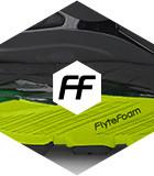 FlyteFoam® Midsole