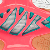 Midsole Vent System