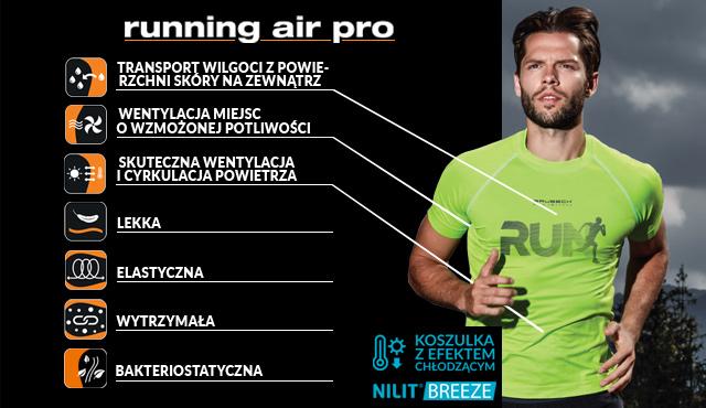 Brubeck Running Air Pro